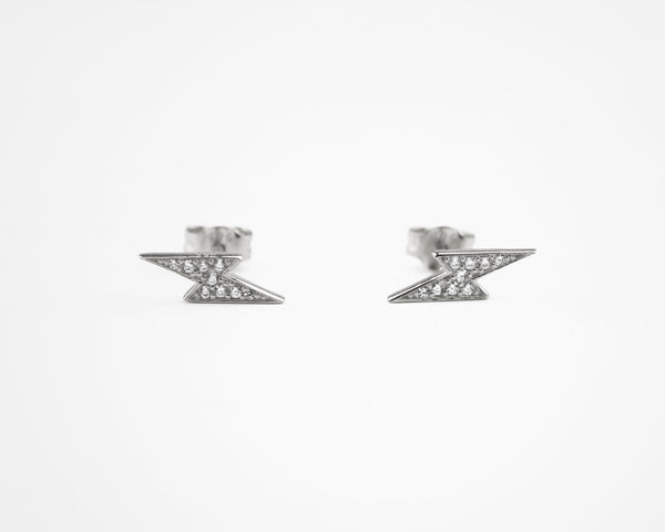 Dainty Flash Studs