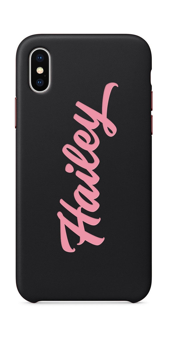 Cursive Name Personalized Phone Case