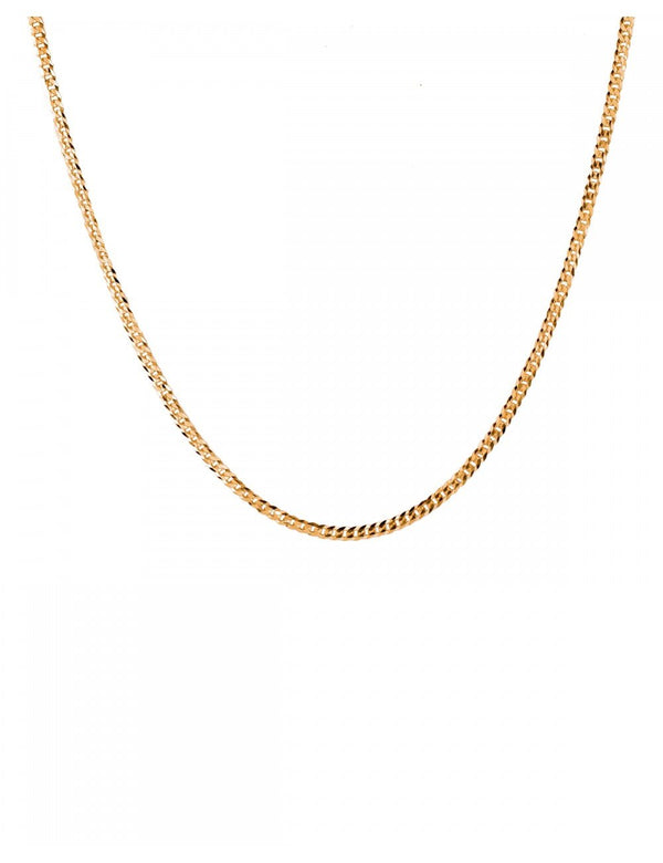 Omega Gold Necklace