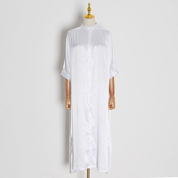 Meya Shirt Dress