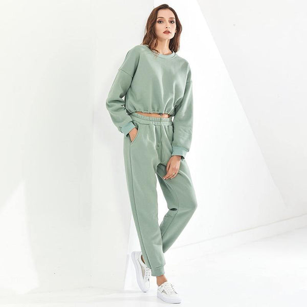 Cala Sweater & Jogger Set - WeBabe