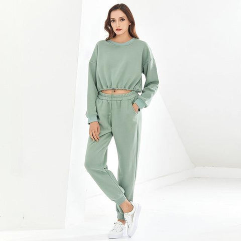 Cala Sweater & Jogger Set