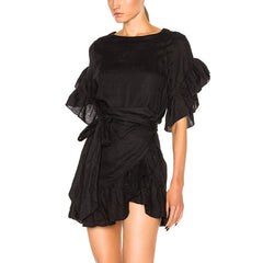 Ruffle Babe Dress