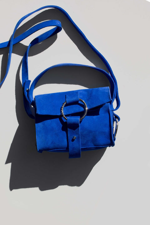 THE ULTRA MINI BAG Dragon Blue