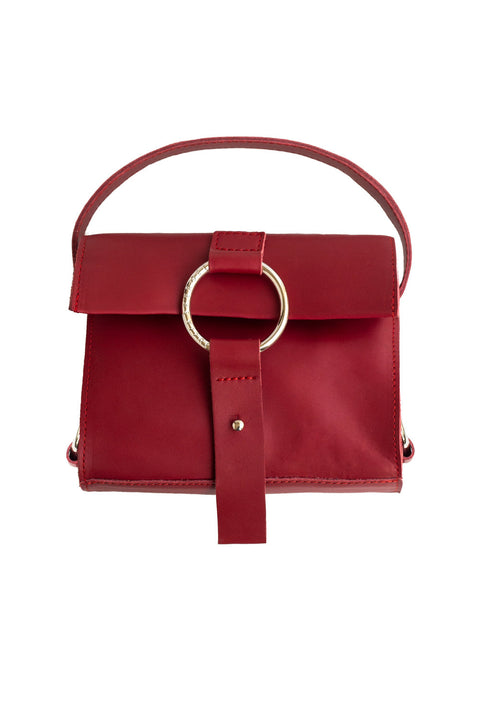 THE ULTRA MINI BAG Red Velvet