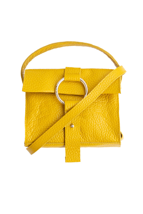 THE ULTRA MINI BAG Yellow Cheddar