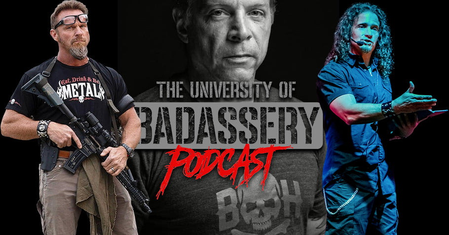 Episode 12 with Tony Blauer