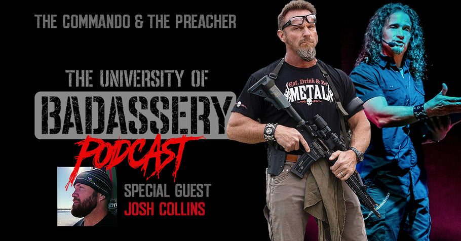 Episode 3 with Josh Collins (Special Ops Vet)