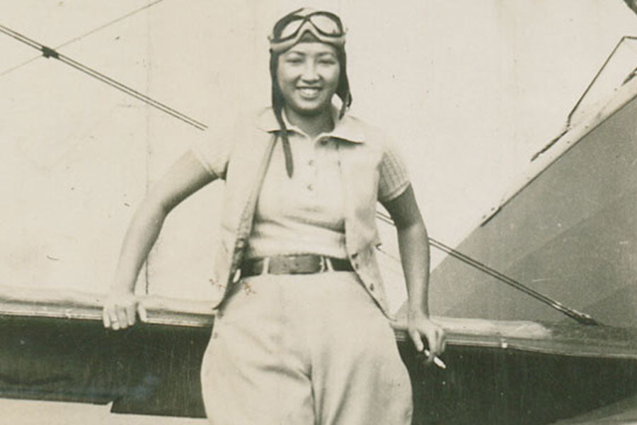 Pioneers of the Skies: Featuring Hazel Ying Lee (1912-1944) on International Women's Month