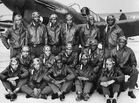 Tuskegee Airmen WWII