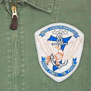 7th Fleet Tropical Flight Jacket Z26F015