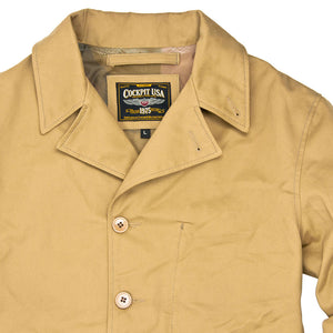N4 Pacific Deck Jacket Z26X007