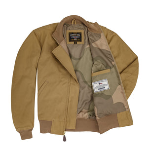 Light Weight Tanker Jacket Z26E101