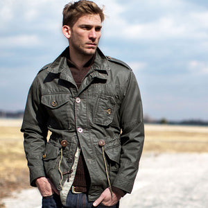 Weathered Field Jacket