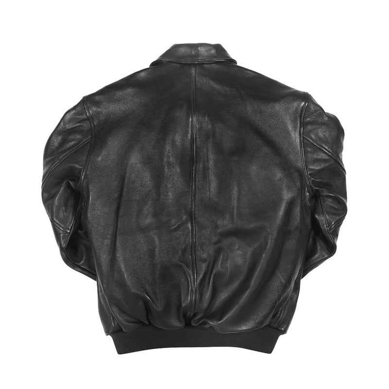 Antique Lamb Jacket-Black