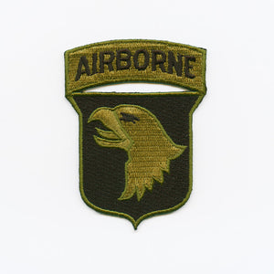 Army 101st Airborne Division Patch