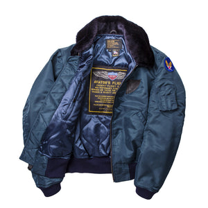 B-15 Nylon Bomber Jacket