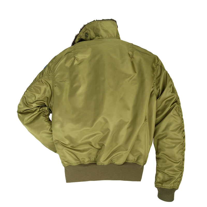B-15 Nylon Bomber Jacket (Imported)