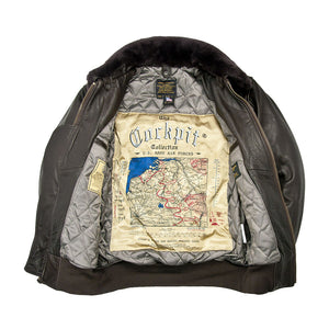 Cockpit G-1 Bomber Jacket