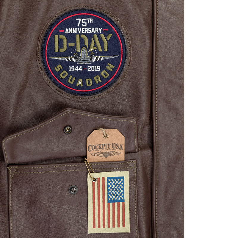 75th Anniversary Limited Edition D-Day- Cockpit USA