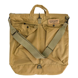 Lightweight Helmet Bag-Tan