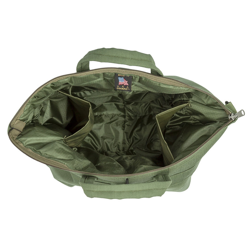 Helmet Bag-Olive-ONE SIZE
