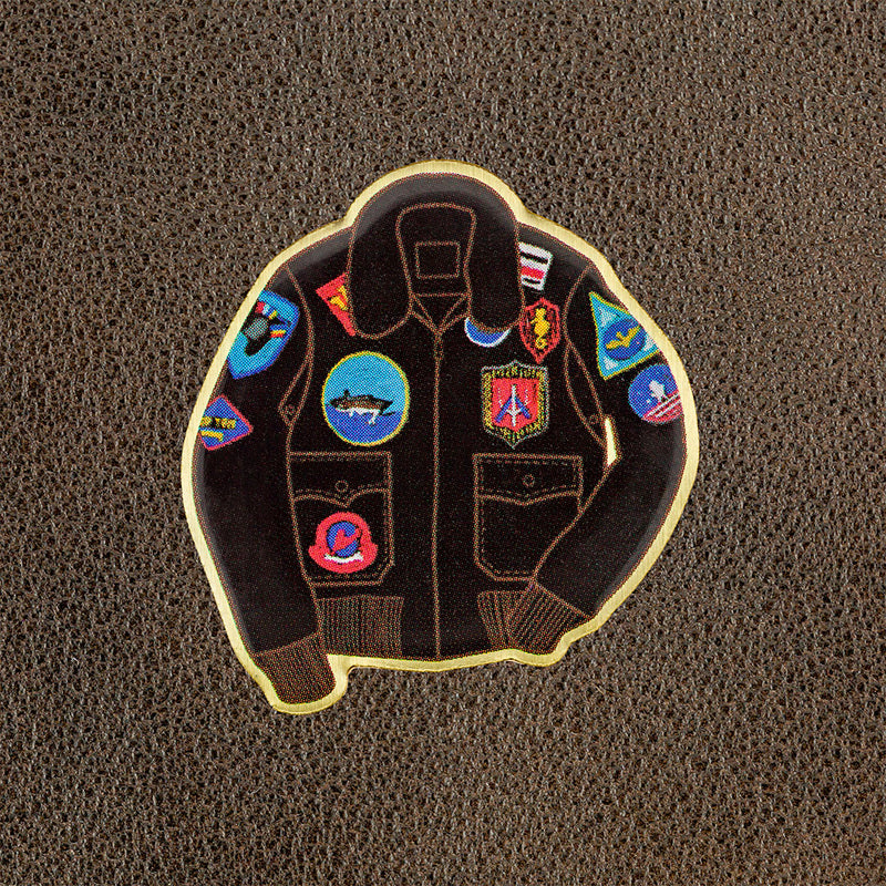 """Movie Heroes"" Top Gun Pin"