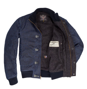 Deck Fire Fighter Jacket