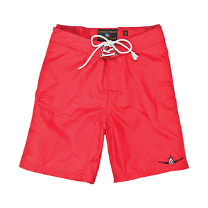 CPT Men's Swim Trunks red