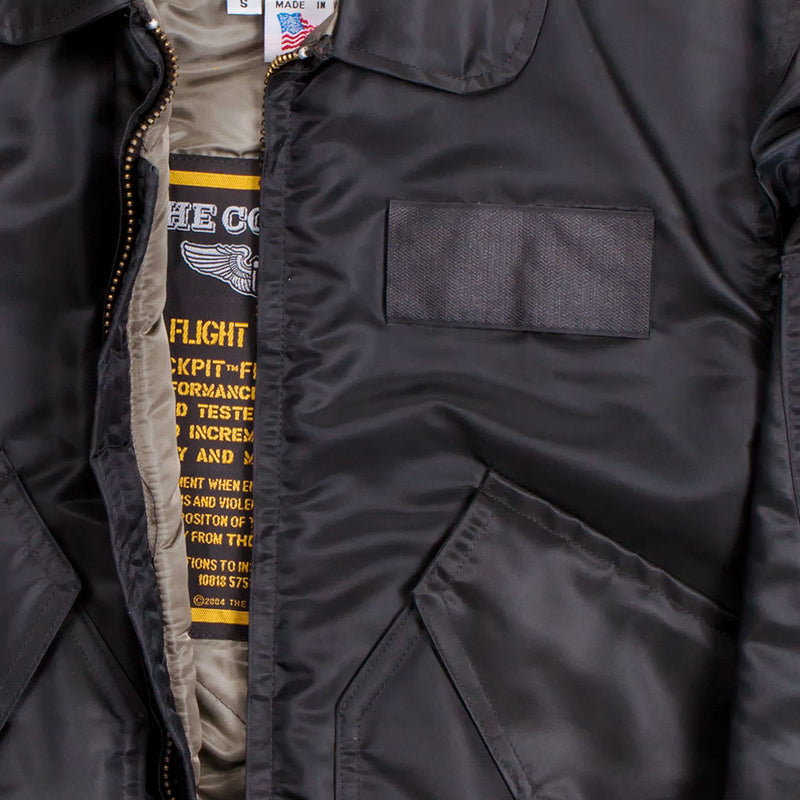 CWU-55P (Cold Weather Pilots Jacket)