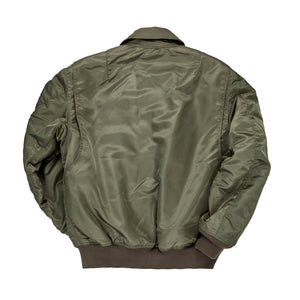 CWU-55P (Cold Weather Pilots Jacket)-Sage