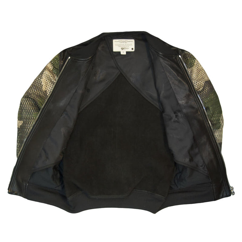 Hot Stuff Bomber Jacket-M