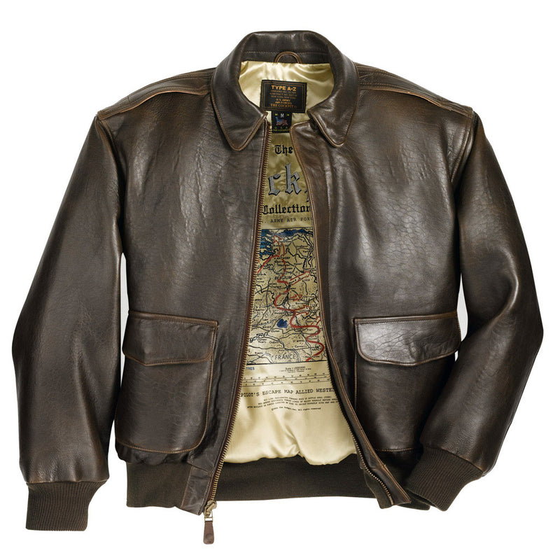 Las Vegas Lady A-2 Flight Jacket