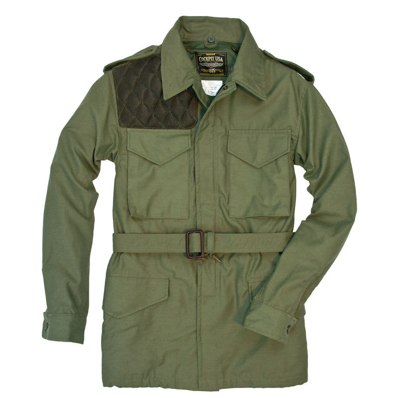 Long Range Field Jacket without collar
