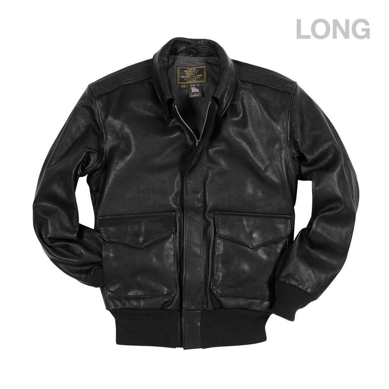 U.S.A.F. 21st. Century A-2 Jacket (Long)
