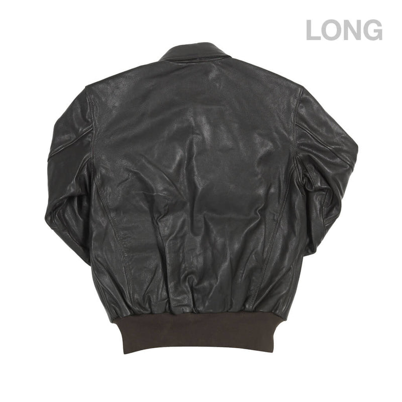 U.S.A.F. 21st. Century A-2 Jacket (Long)-Brown
