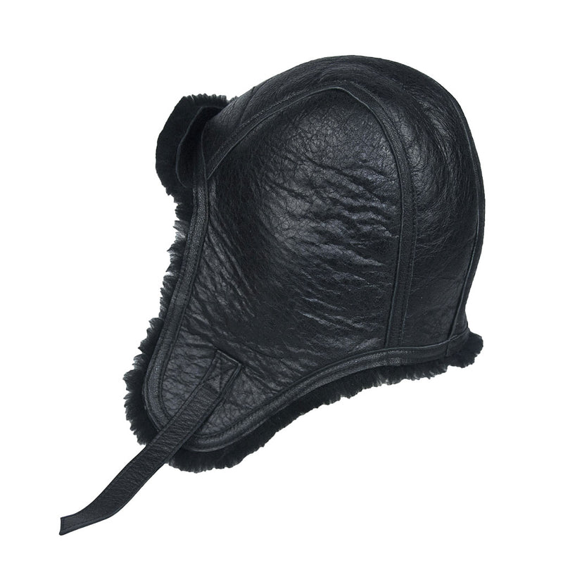 Barnstormer Hat in black