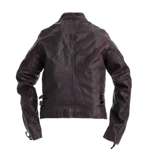 Modern Man's Motorcross Jacket back in brown