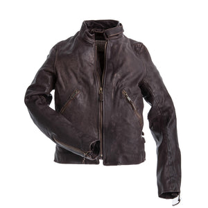 Modern Man's Motorcross Jacket in brown