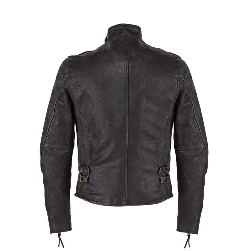 Modern Man's Motorcross Jacket back in grey