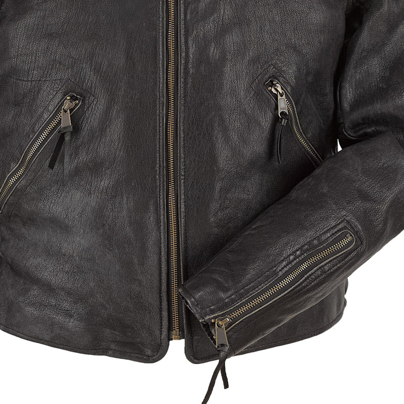 Modern Man's Motorcross Jacket detail