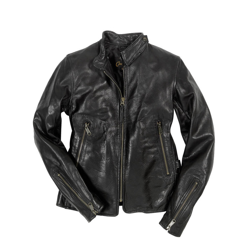 Motorcycle Cafe Racer Jacket