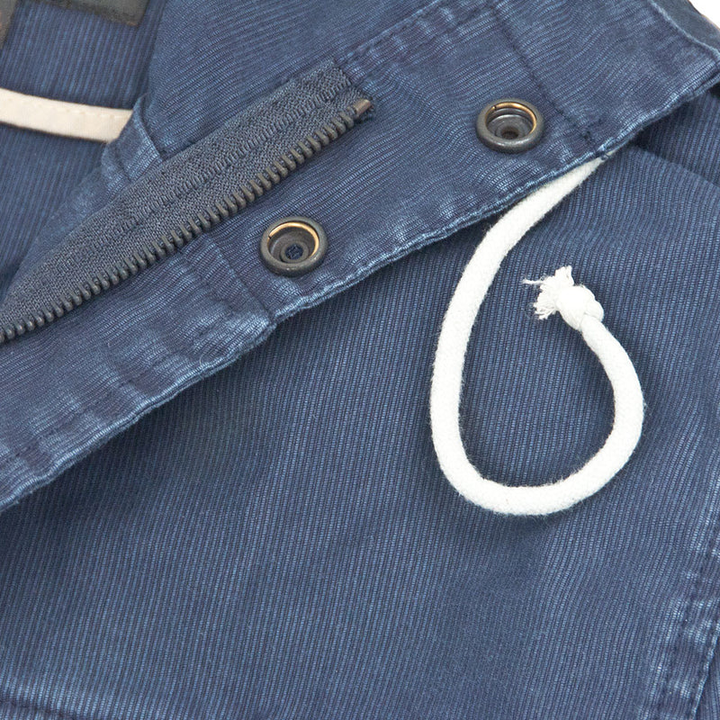Off-Duty Cord Parka detail