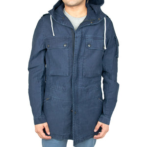 Off-Duty Cord Parka