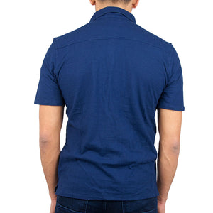 Airborne Polo Shirt back in navy