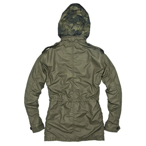 Sabre Ultralight Field Jacket back