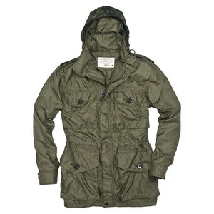 Sabre Ultralight Field Jacket hood