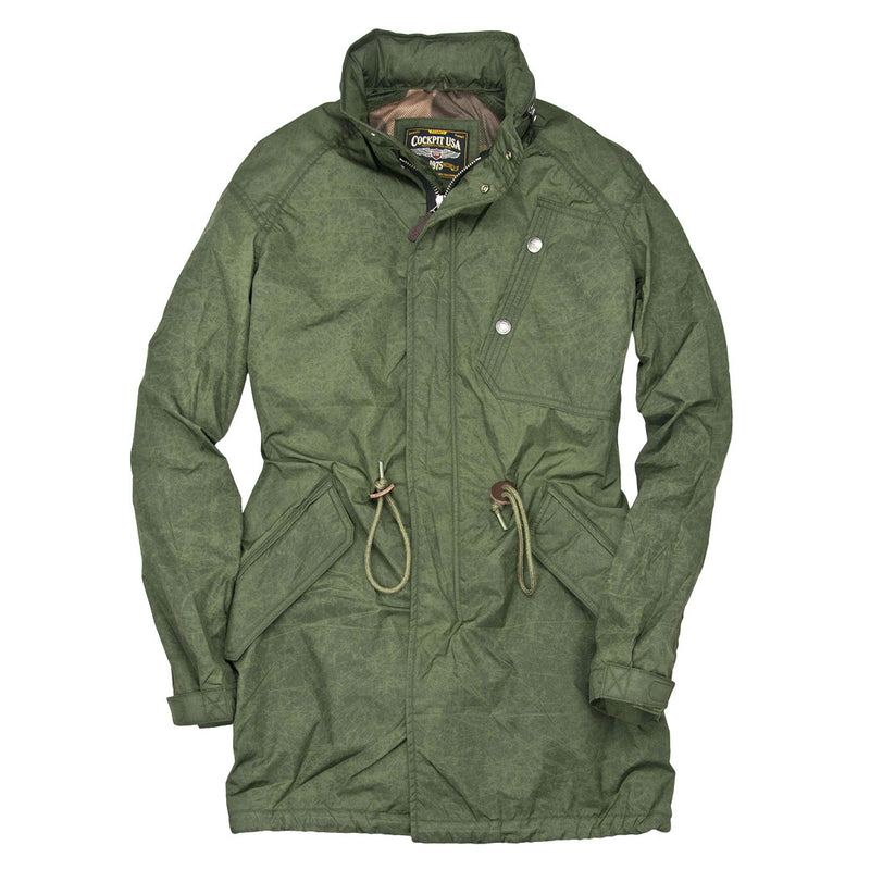 Skipper Fishtail Parka