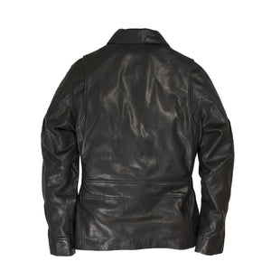 Sniper Leather Jacket back