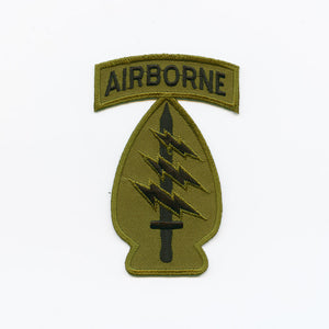 Special Forces Airborne Division Patch